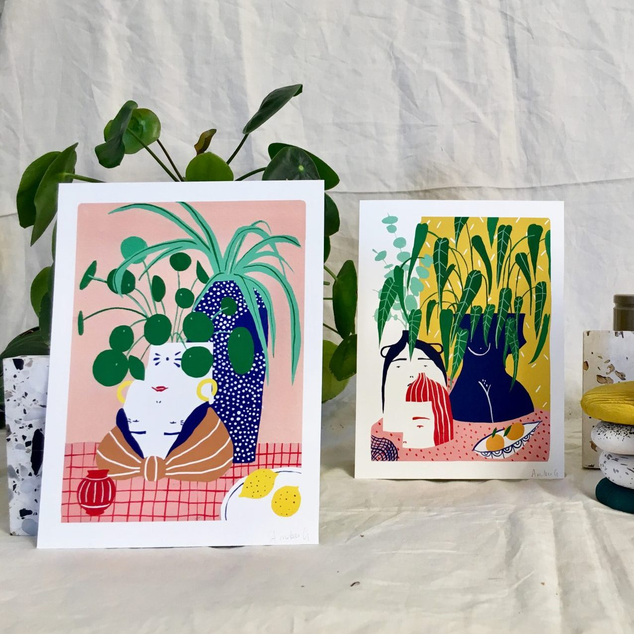 Amber Griffin Prints