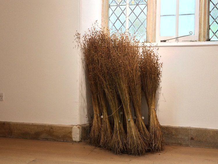 Jo Ball Bundles of Flax