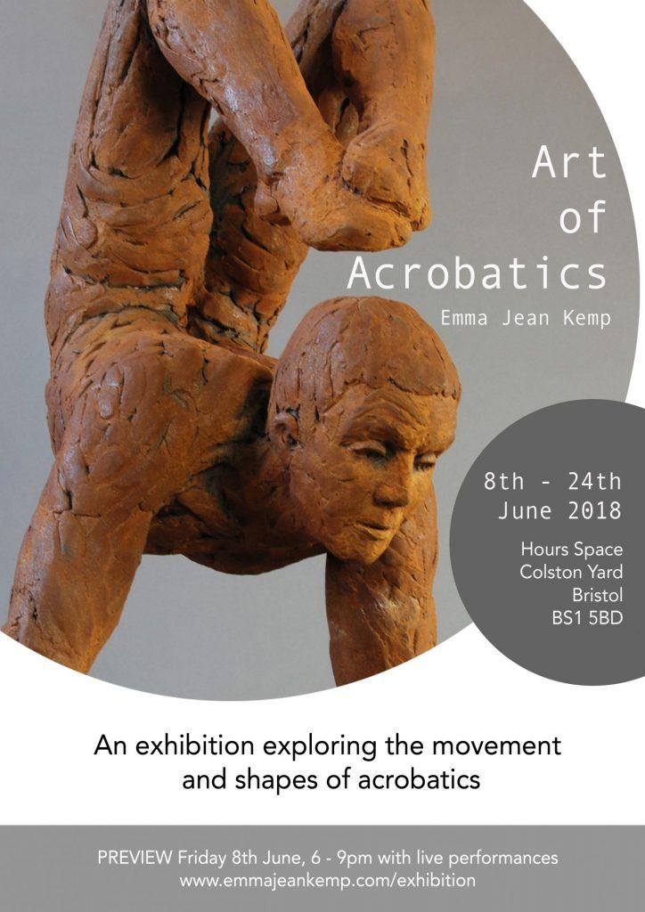 Art of Acrobatics flyer