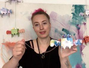 Wk-16 - Suzi Bratt - Antimoni Box Monsters