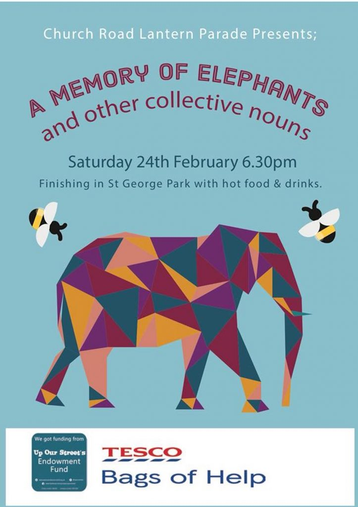 A Memory of Elephants and Other Collective Nouns
