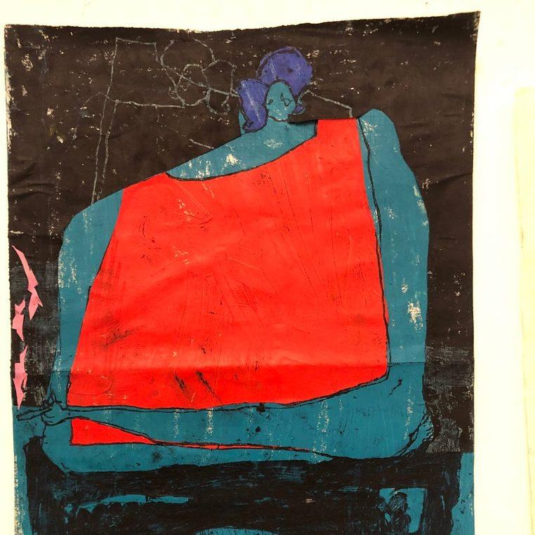 Ros Jarman Print