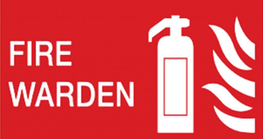 Fire Warden Graphic